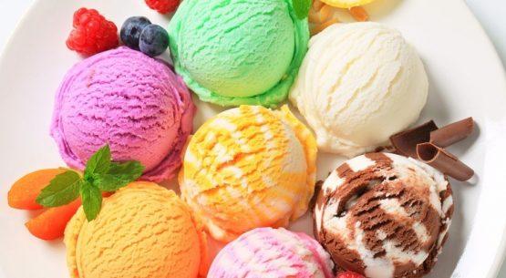 Dondurma yaz aylarında yenir. Kış'ın ise cızzz…